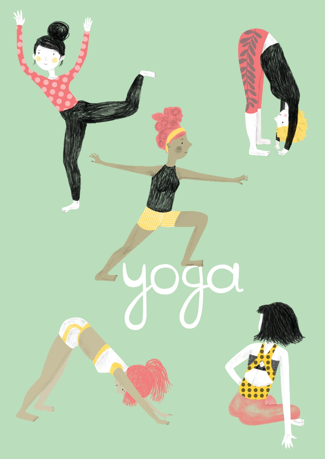 yoga A4