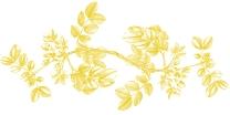 yellow-vintage-flower